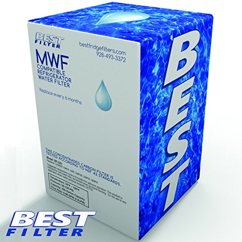 best ge mwf water filter smartwater compatible cartridge for ge u0026 ice makers u2013 replacement for general electric mwf gwf gwfa - Ge Mwf Filter
