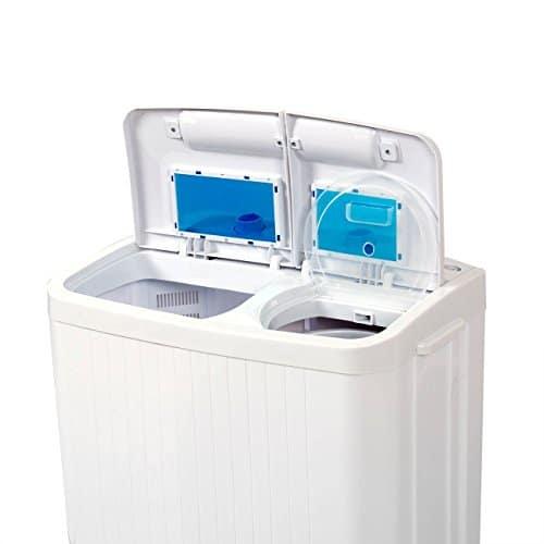 DELLA© Electric Small Mini Portable Compact Washer ...