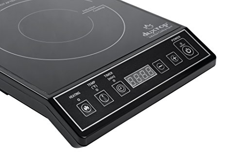 DUXTOP 1800 Watt Portable Induction Cooktop ...